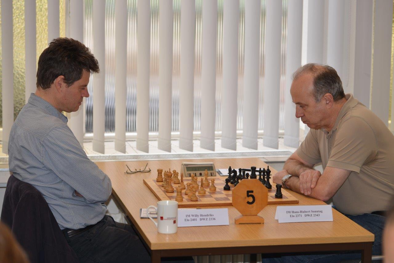 Hans-Hubert gegen SG Bochum