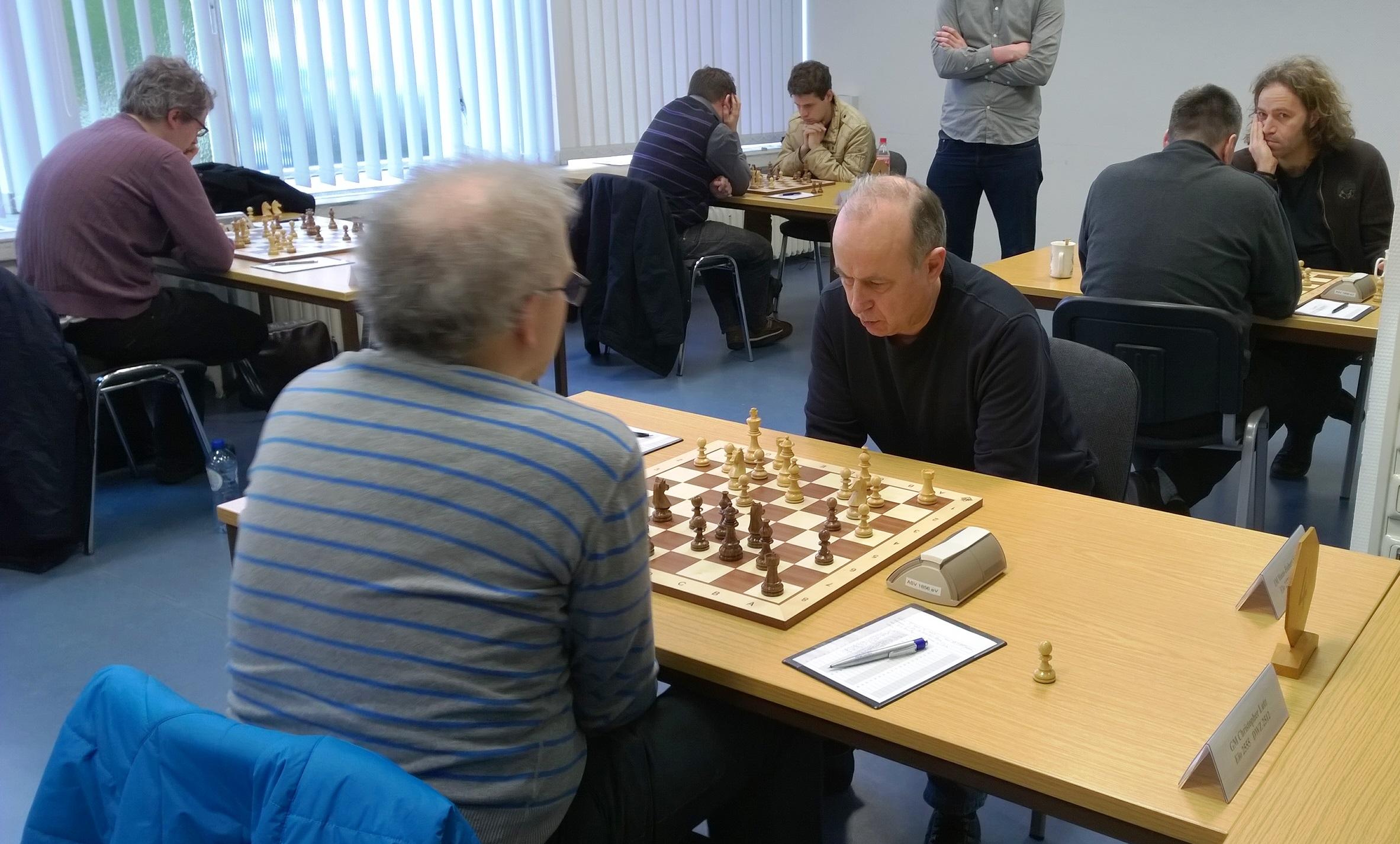 Hans-Hubert gegen SG Porz